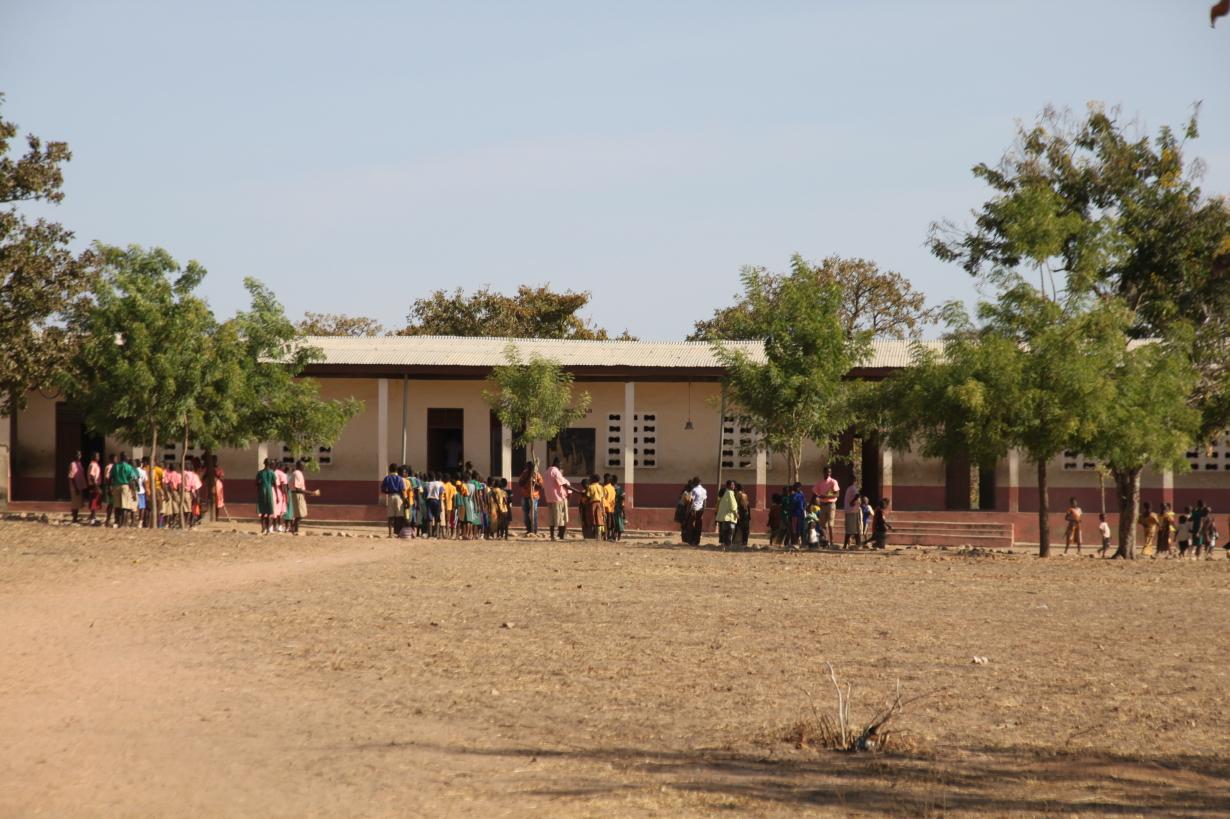 Bernisseschool Yikpabongo